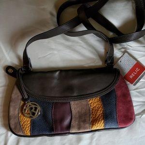 NWT Relic Crossbody Bag